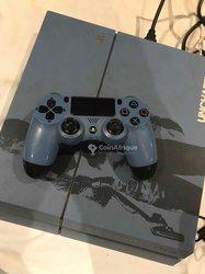 PS4 + 4 jeux