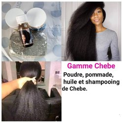 Gamme Chebe