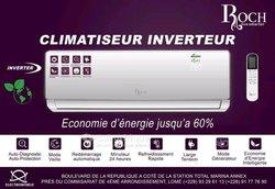 Climatiseur inverter 2CV R32