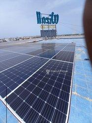 Installation solaire maison et forage