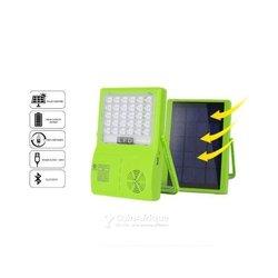 Mini lampe solaire mobile 50w