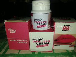 Magic Pink Lips Cream