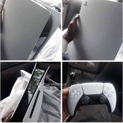 PS5 + Jeux