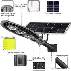 Lampadaire solaire 150w