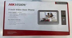 Kit d'interphone vidéo Hikvision