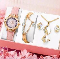 Coffrets bijoux femme - 5 pièces