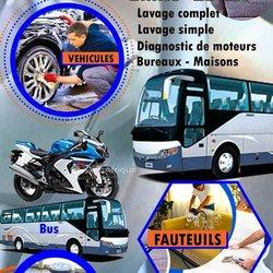 Service de lavage et diagnostic auto