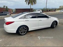 Location Hyundai Sonata