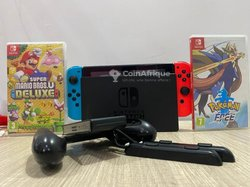 Nintendo Switch complet