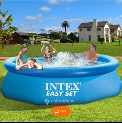 Piscine Gonflable Circulaire
