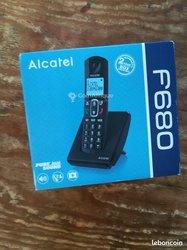 Téléphone fixe Alcatel sans fil