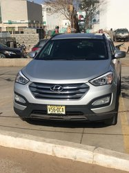 Hyundai Sante Fe 2014