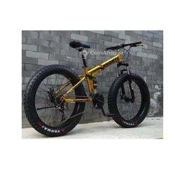 """Vélo Fat  pliable 26"""""""