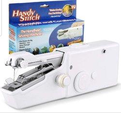 Mini machine à coudre à pile