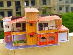 Maquette Villa 4 pièces - Dakar