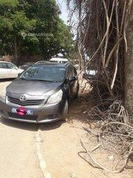 Toyota Corolla Verso 2011