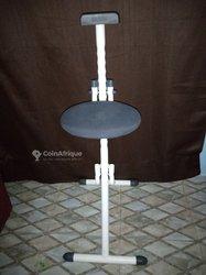 Chaise ajustable pliable