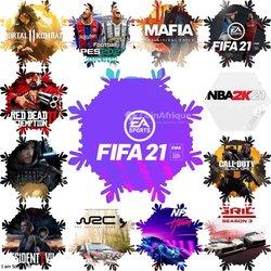 Jeux PC console 2021