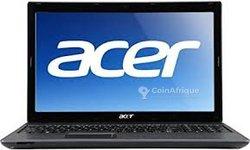 PC Acer Aspire 5733 core i3