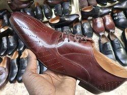 Souliers cuir homme