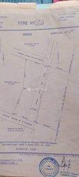 Vente Parcelles jumelées 1034 m² - Allada