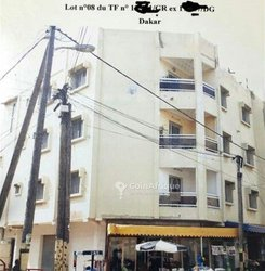 Vente Immeuble r+3 - Castor