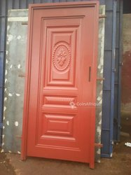 Fabrication portes métalliques