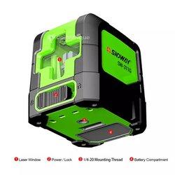 SNDWAY niveau laser vert 2 lignes à nivellement automatique