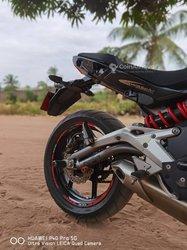 Moto Kawasaki er-6n 2016