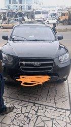 Location Hyundai Santa Fe 2007