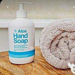 Gel de douche Aloe Hand Soap