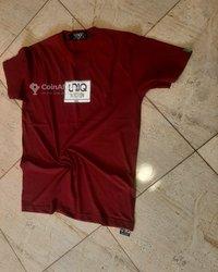 T-shirt Uniq injection