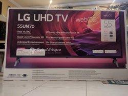 "TV Smart LG 55"""
