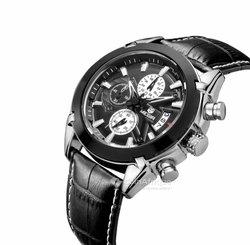 Montre Megir chronographe