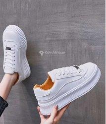 Chaussures de skateboard à lacets