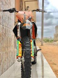 Moto KTM 450 SX 2007