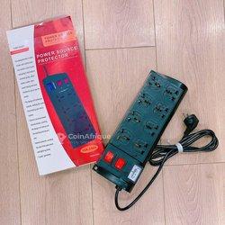 Extension prise courant + régulateur + cadran voltmètre