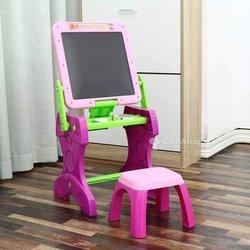 Ardoise et chaise enfant
