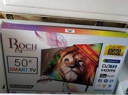 """Smart TV Roch 50"""""""