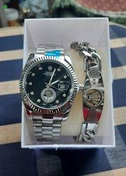 Coffret montre Rolex avec bracelet