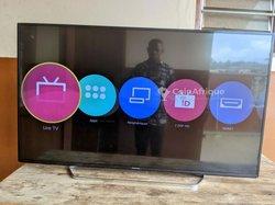 "Panasonic Smart Android TV 55"""