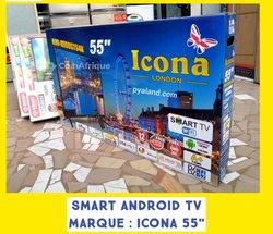 "TV icona smart 55"""