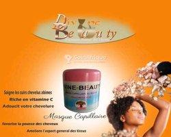 Masque au baobab