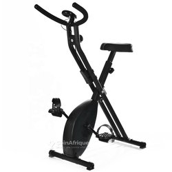 Vélo fitness pliable