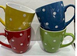 Tasses en céramique