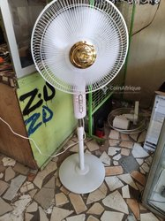 Ventilateur pied Evernal