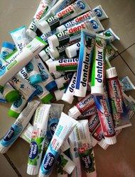Pâte dentifrice