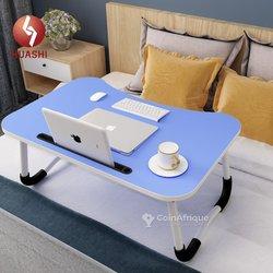 Table de lit pliable