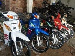 Moto KTM TM 110-2 2021