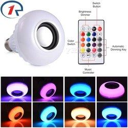 Ampoule à bluetooth speaker